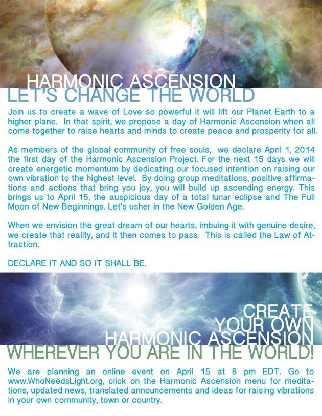 HarmonicAscenstionProject