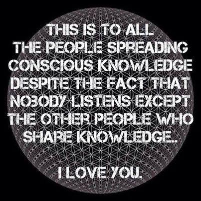conscious knowledge